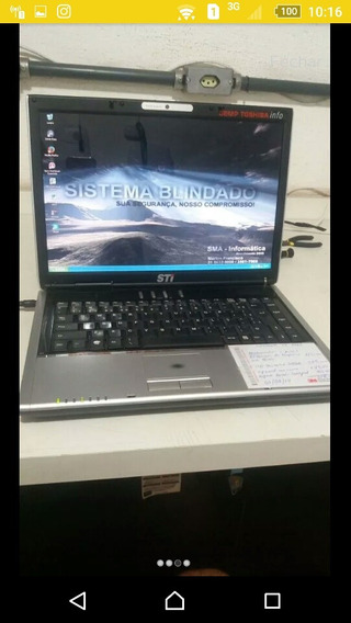 Notebook Semp Toshiba Is1442