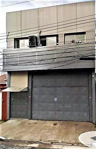 Galpão Para Alugar, 308 M² Por R$ 6.200,00/mês - Ipiranga - São Paulo/sp - Ga0355