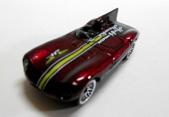 Hot Wheels Jaguar D-type (metal) Usado - Escala 1/64