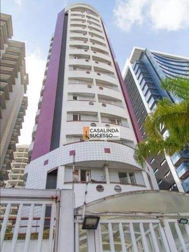 Imagem 1 de 27 de Apartamento, 95 M² - Venda Por R$ 800.000,00 Ou Aluguel Por R$ 3.700,00/mês - Tatuapé - São Paulo/sp - Ap6431