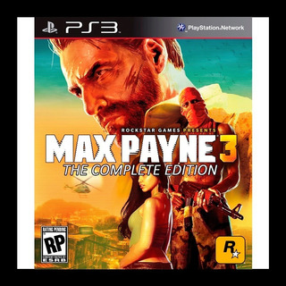 Max Payne 3: The Complete Edition Ps3