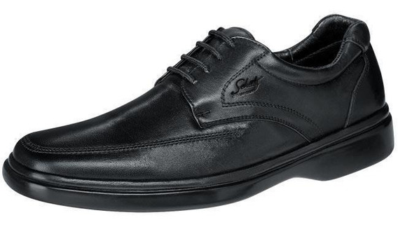 Calzado Hombre Marca Schatz Comfort Mod 1417-negro