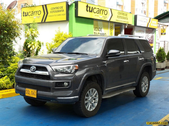 Toyota 4runner Limited 4x4 Ct