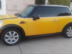 Mini Cooper 1.6 Pepper 5vel Aa Piel Qc Mt 2007