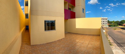Apartamento No Gama, 2 Quartos, 1 Vaga, Novo, 90m², Elevador