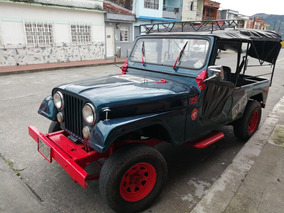 Jeep Modelo 66 -
