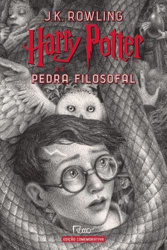 Imagem 1 de 1 de Harry Potter E A Pedra Filosofal - Ed. 20 Anos