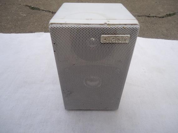 Mini Caixa Acústica - Csr-75m - 40 W - Funcionando
