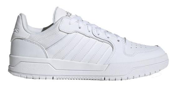 Zapatillas Entrap adidas Essentials Hombre Ftw/ftw