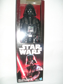 Boneco Darth Vader Star Wars Disney Hasbro 30cm Original