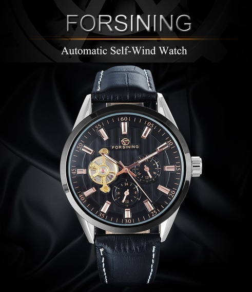Relógio Forsining Automático Preço Promocional