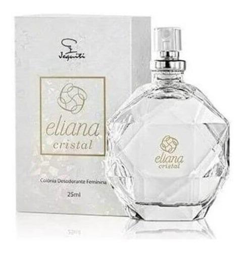Colônia Eliana Cristal 25ml - Jequiti