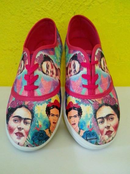 Tenis Frida Kahlo , Fiusha