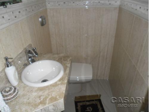 Imagem 1 de 21 de Sobrado Com 3 Dormitórios À Venda, 192 M² - Assunção - São Bernardo Do Campo/sp - So17127