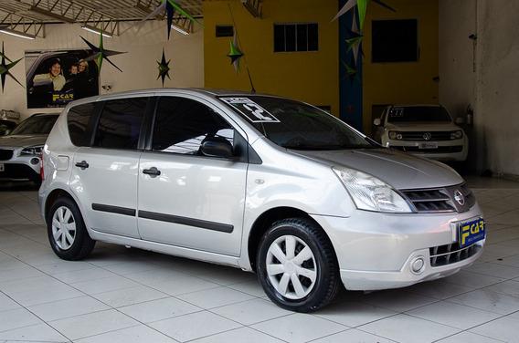 Nissan Livina S 1.6 2012 Completa,troco,financio S/entrada