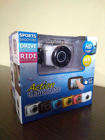 Camera Sports Action Hd720p, Prova D