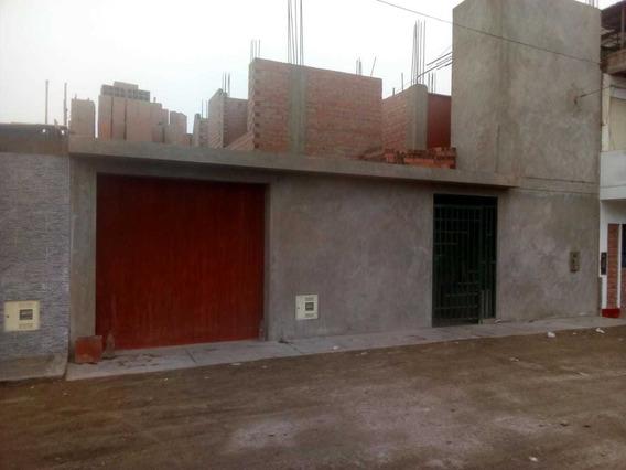 Casa En Puente Piedra A 2 Cuadras De La Panamericana Norte
