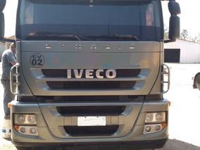 Iveco Stralis 460 , Ano 2011 , Estado De Zero , Único Dono
