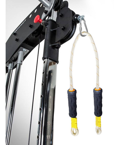 Puxador Triceps Academia Crossfit Corda Forte Profissional