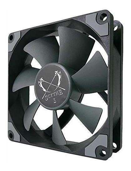 Ventilador Scythe Kaze Flex 92mm Fan, Pwm 300-2300rpm, Quiet