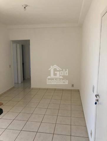 Apartamento Com 2 Dormitórios À Venda, 50 M² Por R$ 200.000 - Ipiranga - Ribeirão Preto/sp - Ap4439