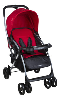 Coche Cuna Deck Red Cosco