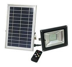 Reflector Led Solar 20w