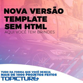 Layout Tema Campanha Email Marketing