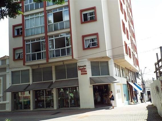 Apartamento Para Venda Em Atibaia, Centro, 1 Dormitório, 1 Banheiro - Ap0057