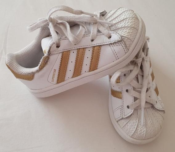 Zapatillas adidas Número 8 Usa, 24 Argentino
