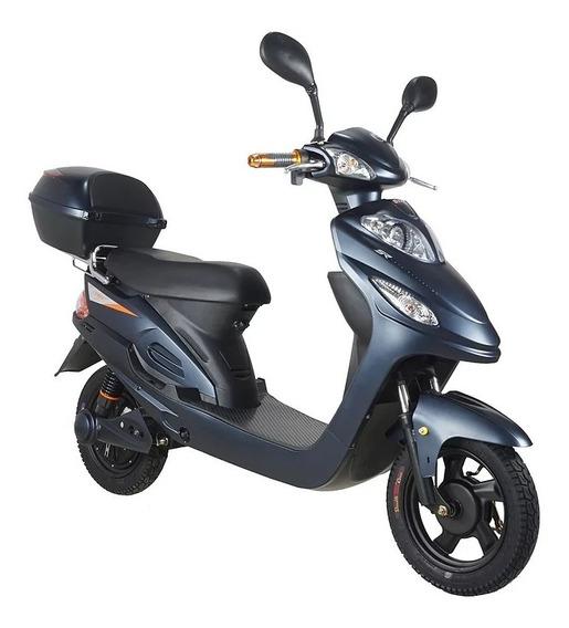 Moto Electrica Ecorider Modelo One Litio - Batería Extraíble
