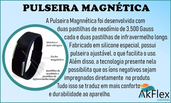 Pulseira Magnética