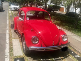 Vendo Volkswagen Escarabajo 1500 Cc