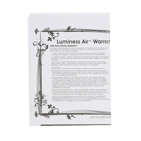 Luminess Air Airbrush Bsico Profissional De Beleza Da Arte