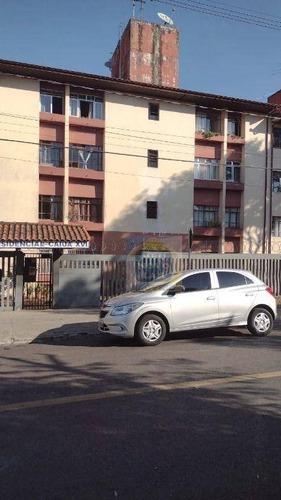 Apartamento Com 3 Dormitórios À Venda, 51 M² Por R$ 130.000,00 - Cidade Industrial - Curitiba/pr - Ap0545