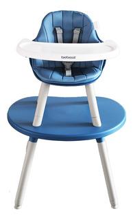 Silla Comedor Para Bebe Marca Bebesit Desk 3 En 1