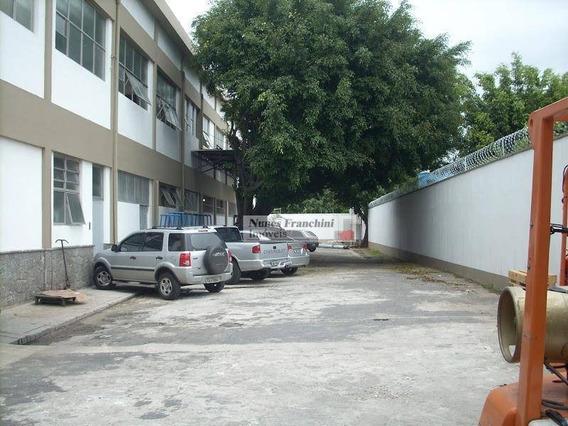 Lapa-zo/sp - Galpão Industrial Para Locação - Ga0014