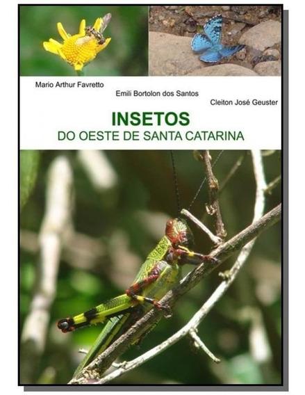 Insetos Do Oeste De Santa Catarina