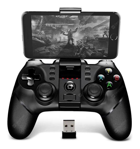 Controle Joystick 3 In 1 Ps3 / Pc / Celular Wireless Gamepad