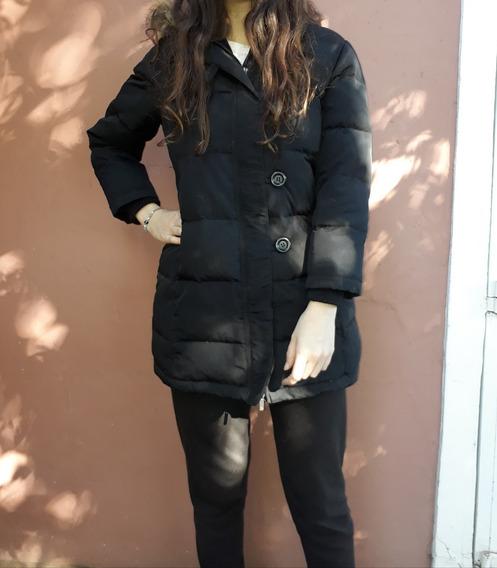 Campera Parka Abrigo Zara Girls Outerwear Pluma Impermeable