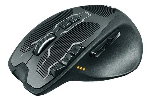 Logitech Wireless Gaming Mouse Recarregavel G700s