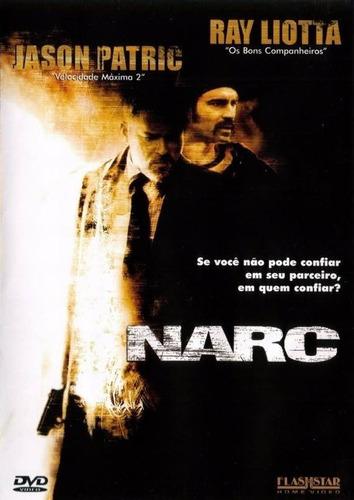 Dvd Filme - Narc (2002) Jason Patric, Ray Liotta, Dublado | Mercado Livre