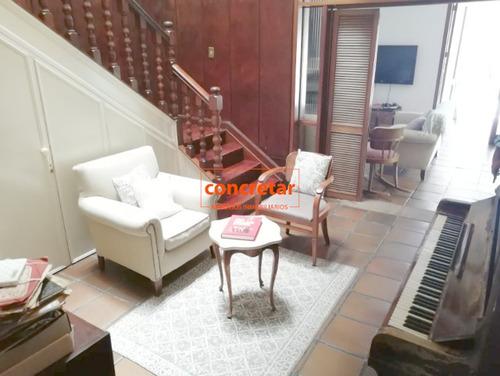 Venta Casa Punta Carretas Tres Dormitorios Garage