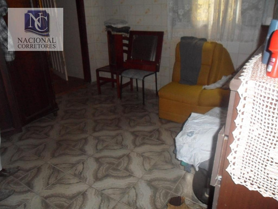 Casa Residencial À Venda, Parque Oratório, Santo André. - Ca0966