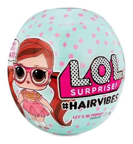 Lol Surprise Hairvibes Con Cabello - Original Wabro