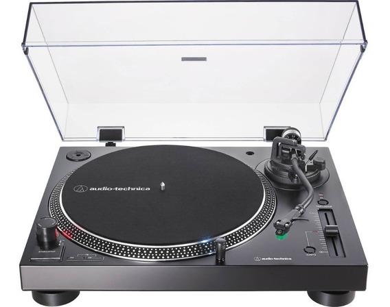Toca Discos Audio Technica Lp120 X Usb P R O M O Ç Ã O