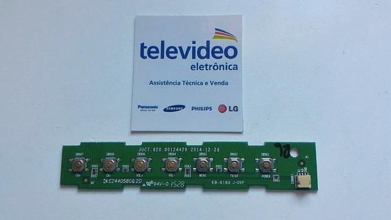 Placa Chave De Funções Tv 20 Philco Ph20u21d