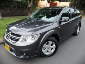 Dodge Journey Se Crew At 2400cc 4x2 Full