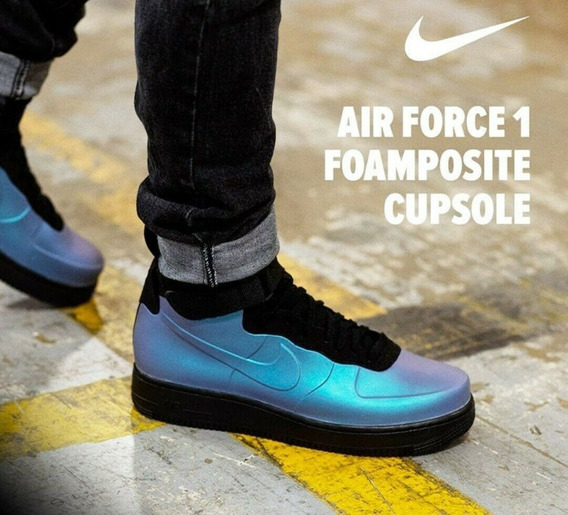Tênis Nike Air Force 1 Foamposite Cup Tam 42 Pronta Entrega