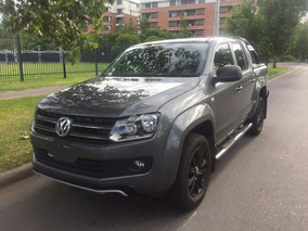 Volkswagen Amarok 2.0 Cd Tdi 180cv 4x2 Dark Label At 2015